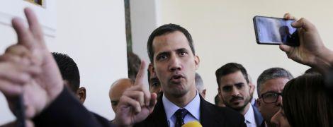 """Оппозиционный лидер Венесуэлы Гуайдо поздравил """"народ Украины и Зеленского"""""""