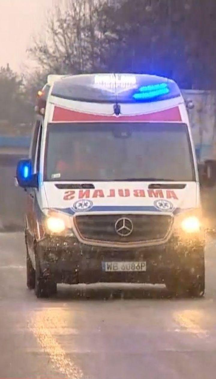 "На заході Польщі через землетрус обвалилася шахта ""Рудна"""