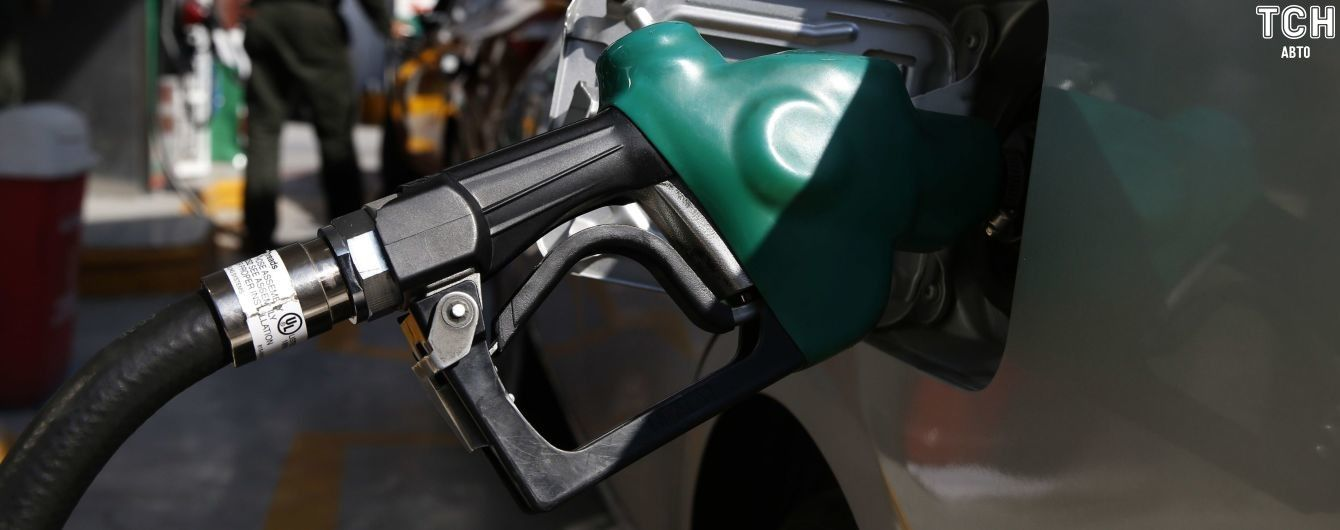 Украинские АЗС за неделю существенно подняли цены на бензин и дизель
