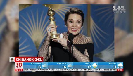 "Актриса Оливия Колман поссорилась с ""Википедией"""