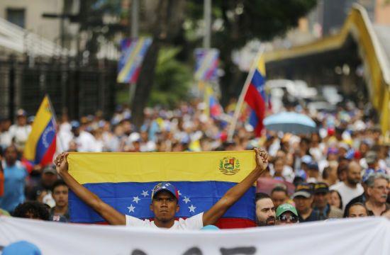Військовий аташе Венесуели в ООН визнав Гуайдо президентом