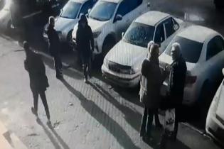 Появились жуткие видео расстрела супругов в Николаеве