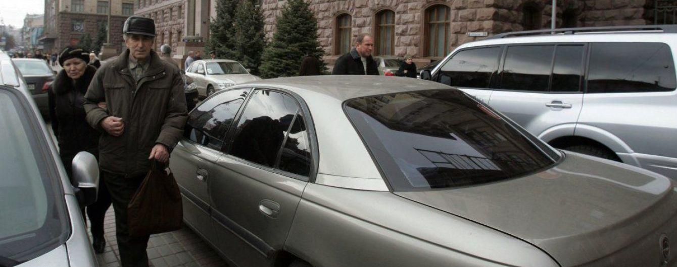 Инспекторы по парковке появятся в Киеве уже в феврале