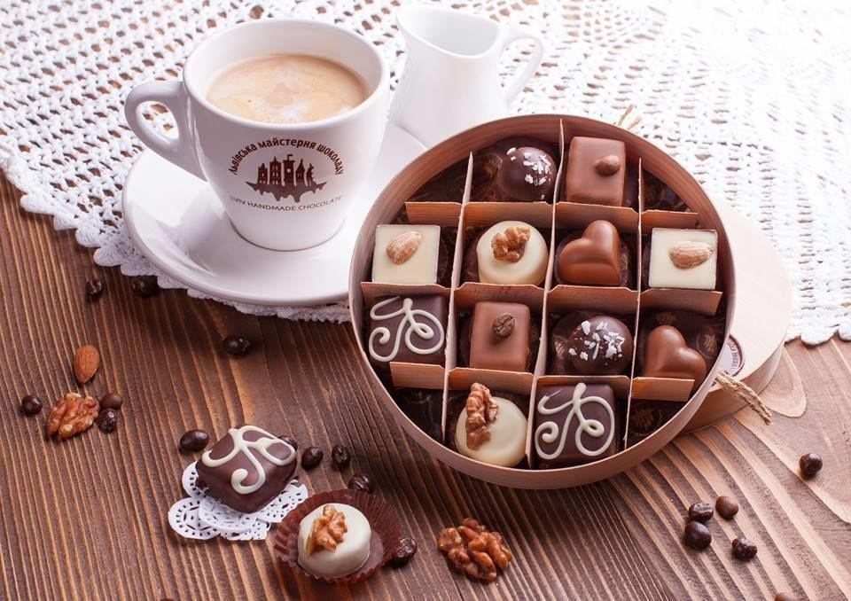 Львівської Майстерні Шоколаду