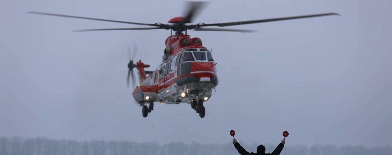 Полсотни авиаторов ГСЧС получили квартиры к 20-летию своей части в Нежине