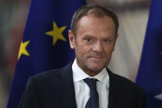Наступного тижня до України приїде голова Ради ЄС Дональд Туск – ЗМІ