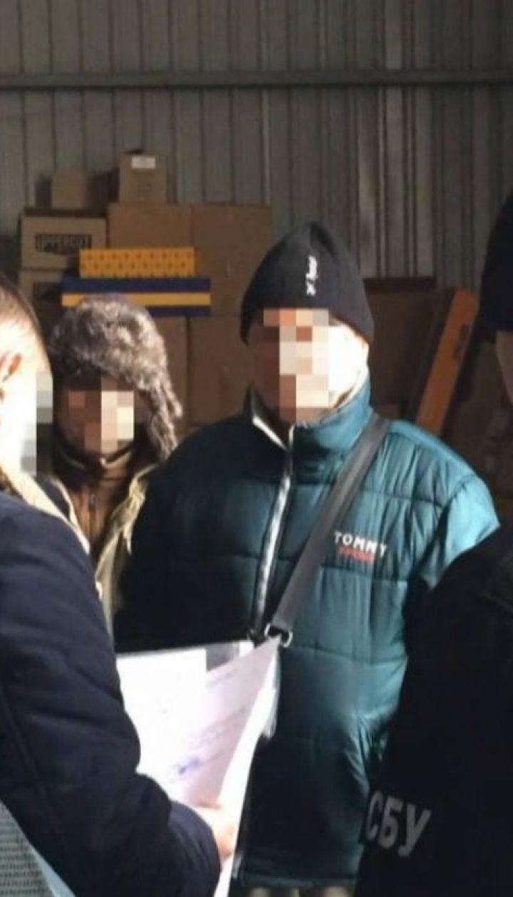 Псевдоволонтери на Львівщині намагалися заволодіти митним конфіскатом