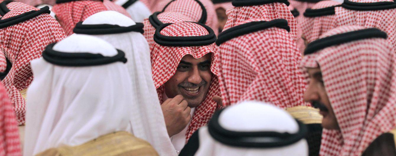 Саудовская Аравия стянула с коррупционеров в бюджет 107 миллиардов долларов