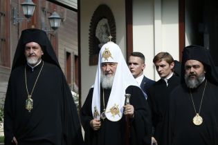 """Російський патріарх Кирило планує відвідати Україну після """"зміни влади"""""""