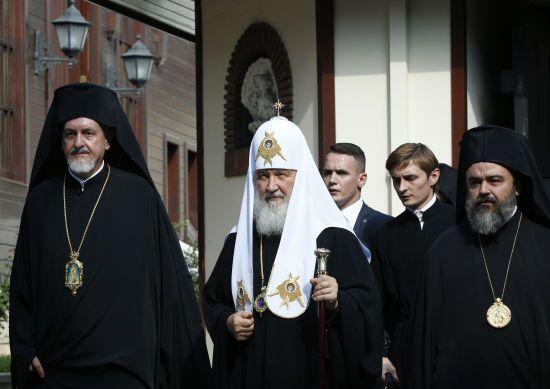"""""""Розумний будинок"""" та готельні номери: для російського патріарха Кирила будують резиденцію за 2,8 мільярда рублів"""
