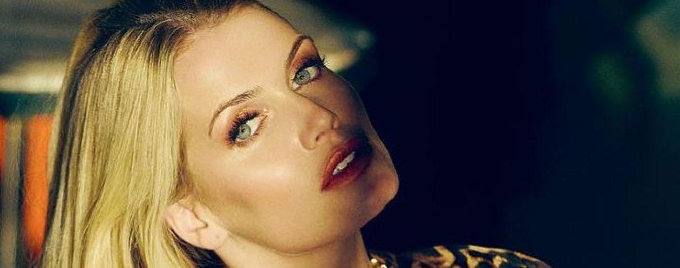 В леопардовом платье: красивая Китти Спенсер снялась для мексиканского глянца