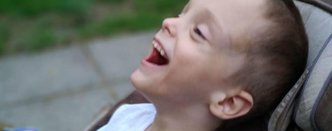 Тяжелое состояние четырехлетнего Валерчика заставило родителей обратиться за помощью