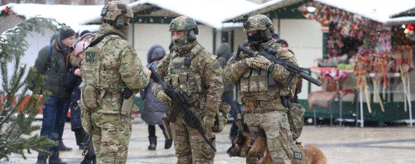 """Украинская полиция переходит на особый """"предвыборный"""" режим"""