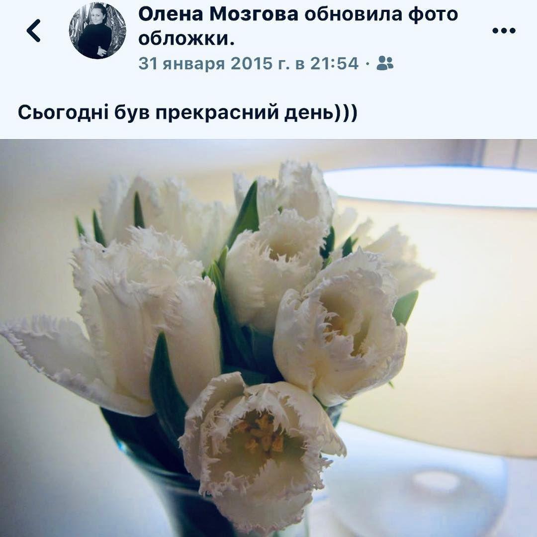 Олена Мозгова