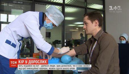 Экспертная группа по иммунизации рассмотрит вопрос о бесплатных прививках от кори для взрослых