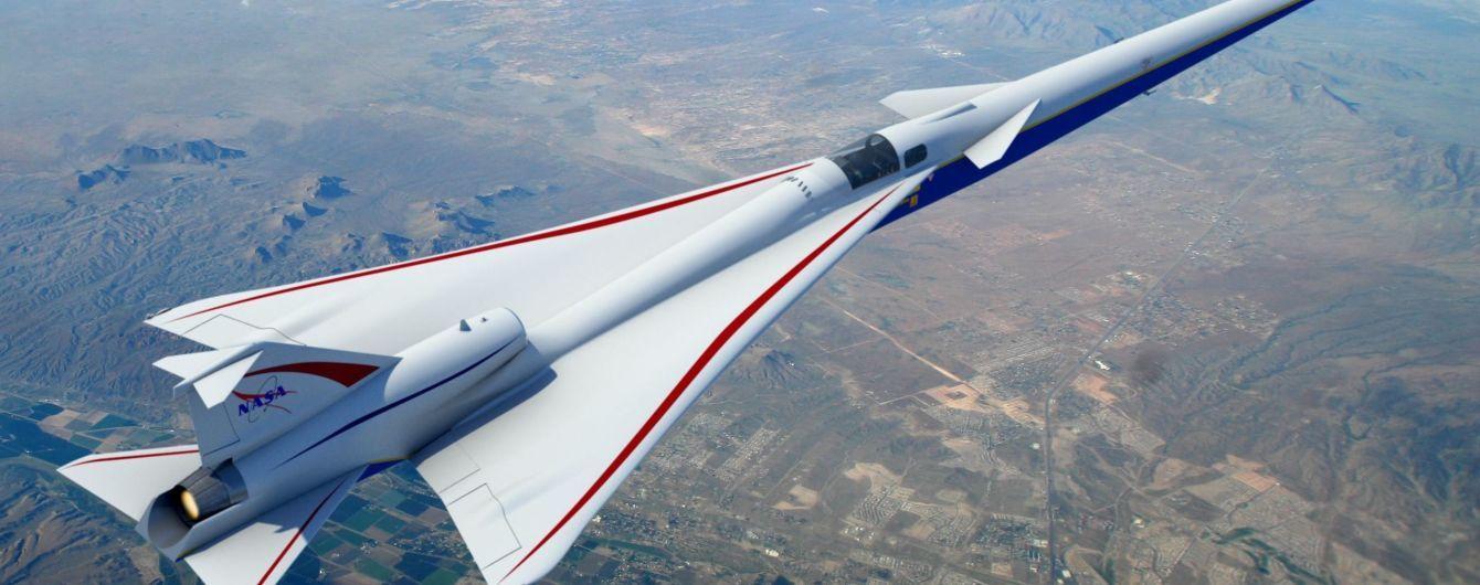 """Экологи бьют тревогу из-за """"возрождения"""" сверхзвуковых самолетов, которые угрожают окружающей среде"""