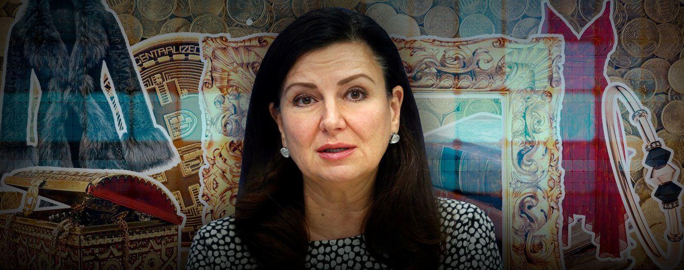 Біткоїн і шуби: оприлюднена декларація кандидата у президенти Богословської