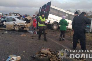 Новые подробности аварии под Одессой: BMW, который выбил с дороги маршрутку, был краденым