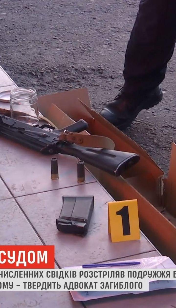 Пожизненное заключение грозит мужчине, который расстрелял супругов в Николаеве