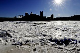 В США сильные морозы унесли жизни уже 12 человек