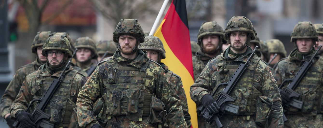 Суд в Германии не разрешил носить длинные волосы военному-готу