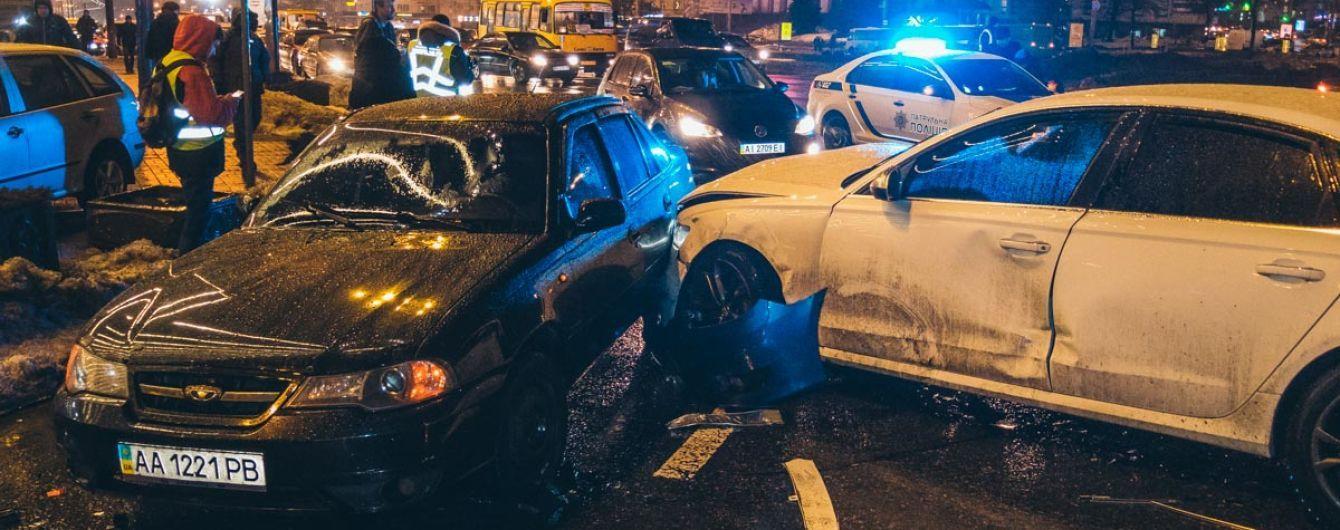 Резонансна ДТП у Києві: прокуратура вимагатиме експертизи водія Audi на наркотики