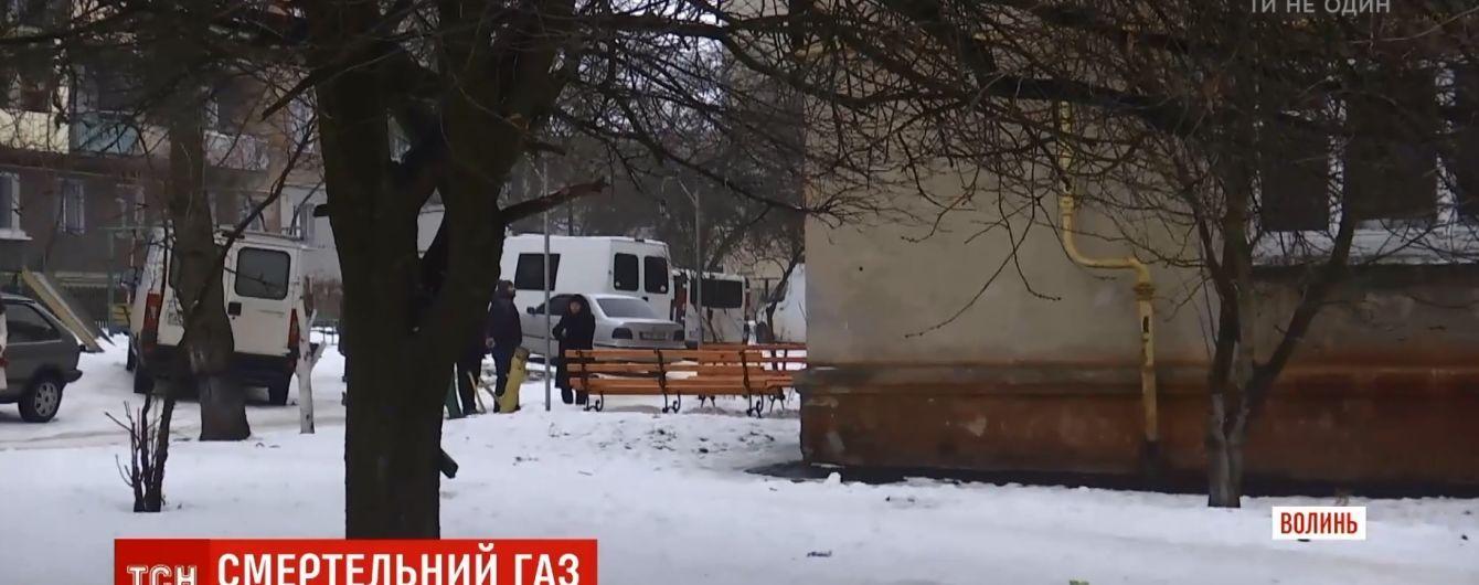 У Нововолинську загадково вчаділи жінка з півторарічним сином