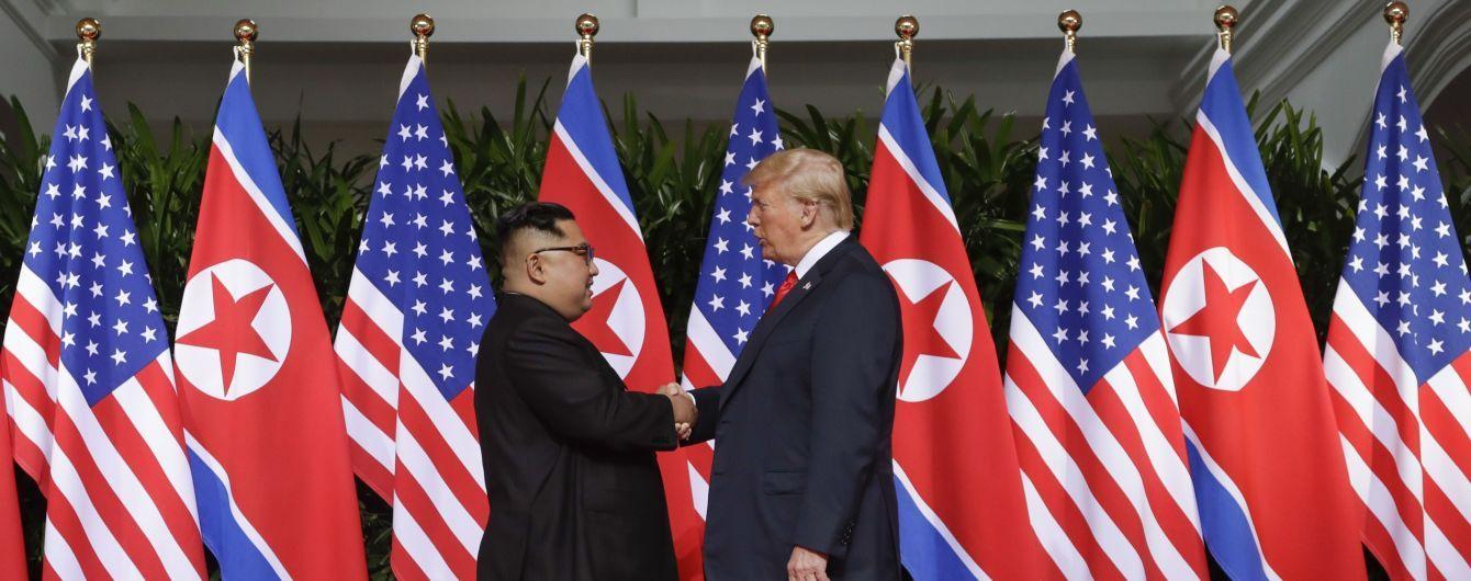 В США назвали основную цель предстоящей встречи Трампа и Ким Чен Ына