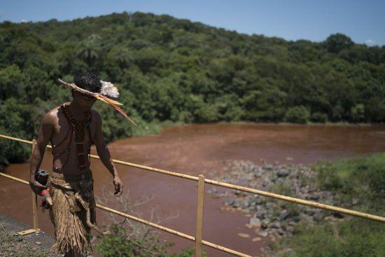 Кількість загиблих унаслідок прориву дамби в Бразилії зросла до 110 осіб