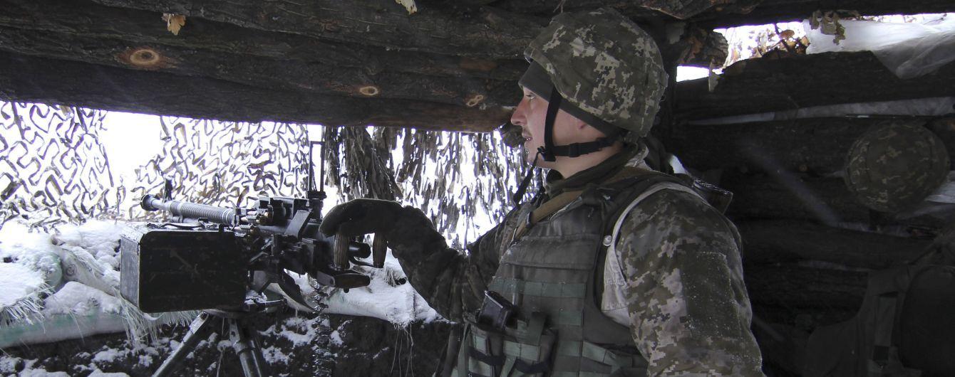 Боевики совершили четыре обстрела в течение дня. Ни один украинский боец не пострадал