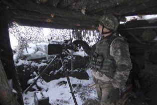 Ситуация на Донбассе: боевики стреляли из запрещенного оружия, один боец ООС ранен