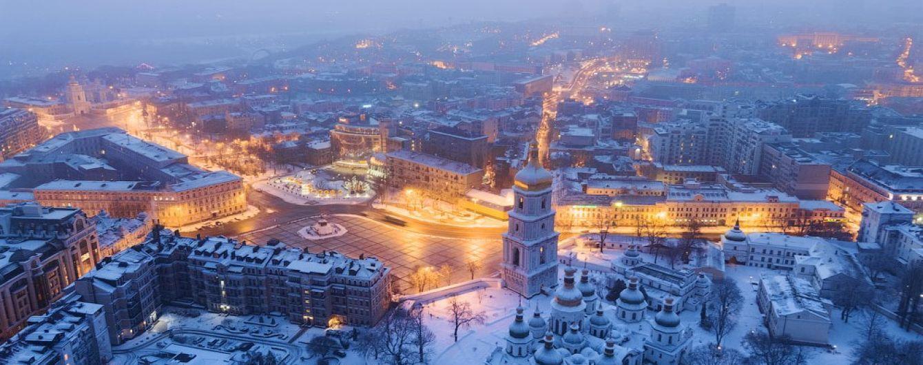 Зимова спека: синоптики прогнозують +11 С на вівторок