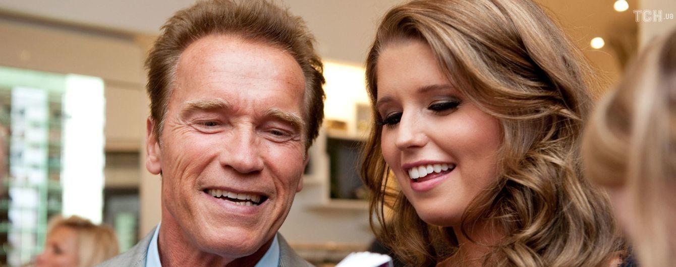 Арнольд Шварценеггер впервые рассказал, что думает о помолвке дочери с Крисом Праттом