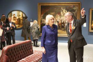 Як завжди, елегантна: герцогиня Корнуольська Камілла відвідала Королівську академію мистецтв