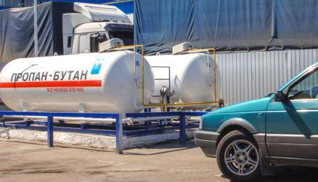 Цены на автогаз в Украине продолжают расти: за сколько им можно заправиться