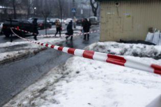 На столичній Лук'янівці знайшли тіло з ножовими пораненнями