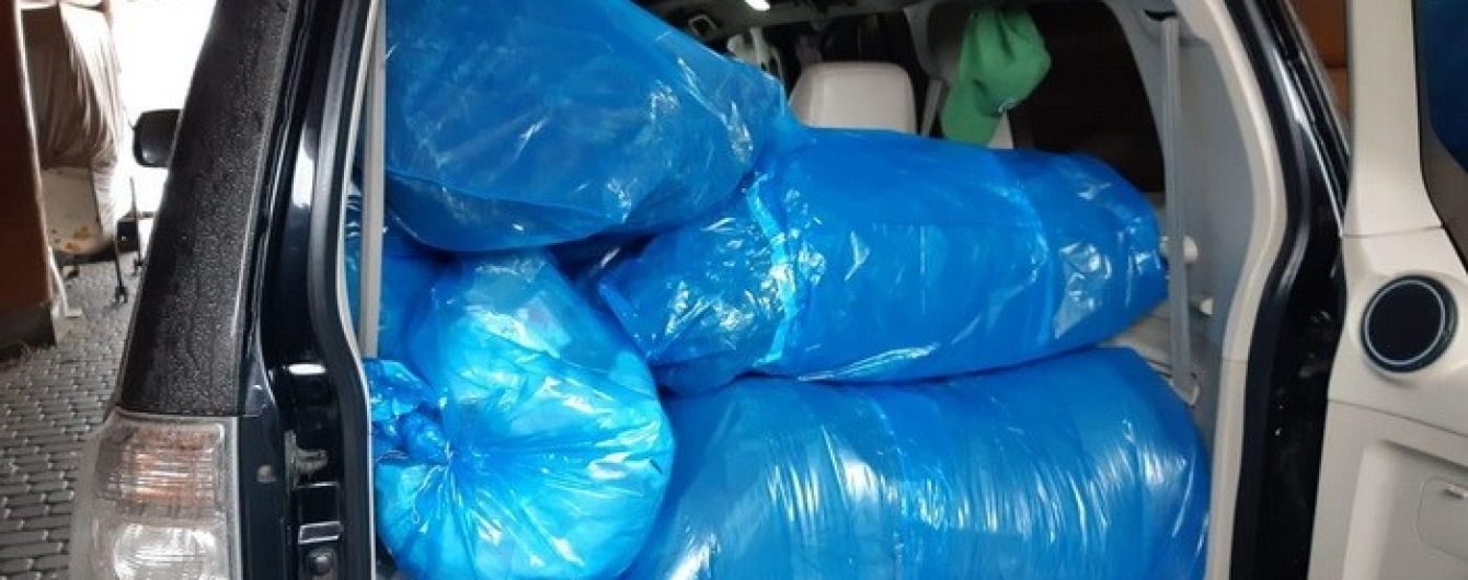 В Винницкой области СБУ изъяла партию наркотиков стоимостью 7 млн грн