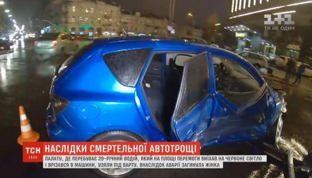 Геращенко рассказал о виновнике смертельного ДТП в Киеве
