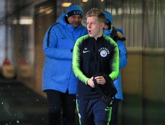 """Гол украинца Зинченко претендует на звание лучшего в """"Манчестер Сити"""": видео"""