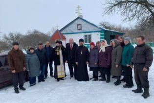 На Харьковщине первый приход Московского патриархата перешел в Поместную церковь
