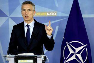 Россия не дает позитивных сигналов относительно сохранения ракетного соглашения с США - Столтенберг