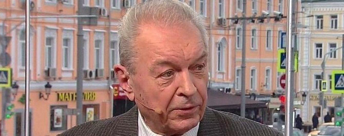 В России скончался известный диктор и ведущий на телевидении