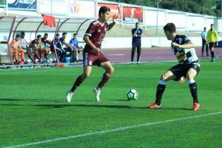 Український форвард перейшов до аутсайдера чемпіонату Португалії