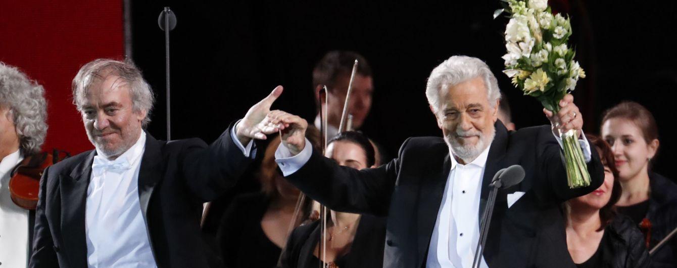 Сендвічі і лімузини: як прийматимуть в Києві короля опери Пласідо Домінго на першому концерті