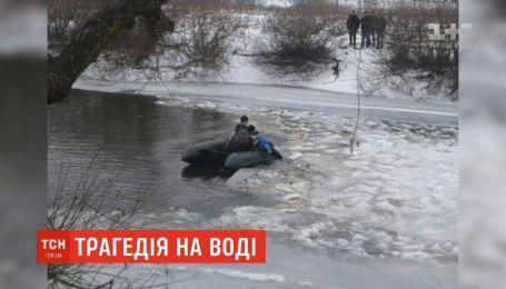 На Волыни в реке нашли тело первоклассника