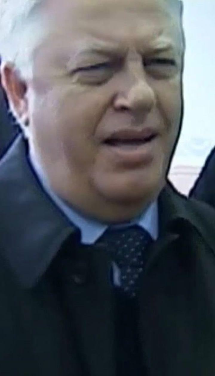 ЦВК відмовила Петру Симоненку у реєстрації кандидатом у президенти