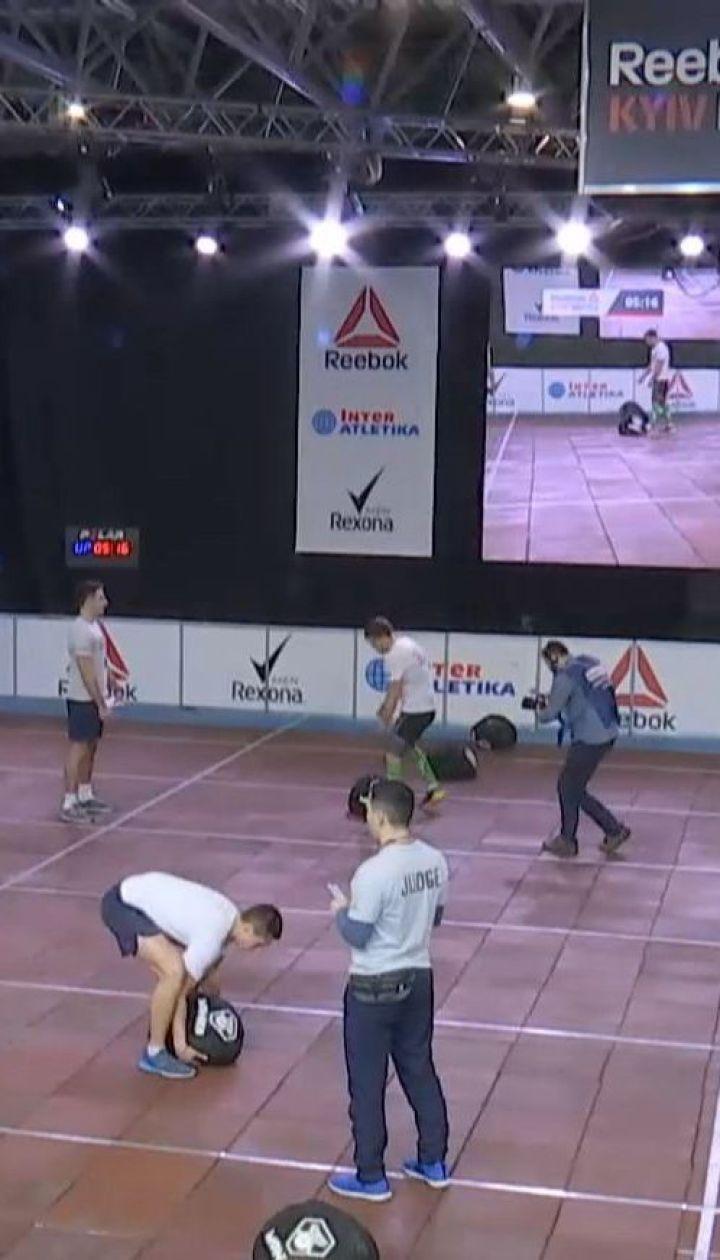 У столиці на змаганнях з кросфіту зібралося 158 професіоналів та аматорів