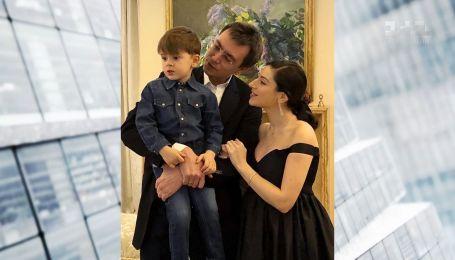 Подробности семейной жизни Светланы Бевзы и Владимира Омеляна