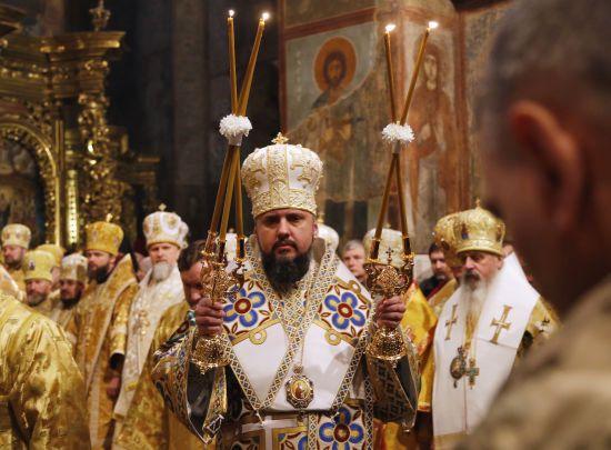 Епіфаній заявив, що ПЦУ не проти користуватися храмами спільно з Московським патріархатом