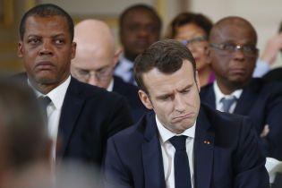 Макрон міркує над проведенням референдуму у Франції